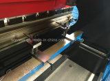 시멘스 모터 100t 2500mm 유압 CNC 압박 브레이크