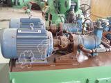Máquina de corte de acero desechable hidráulico