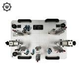 Moule à injection de plastique de précision personnalisé de pièces électriques