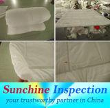 中国/寝具の点検品質管理及びテスト/サード・パーティの点検の生産の品質の点検