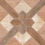 建築材料の多彩なスリップ防止煉瓦デザイン無作法な陶磁器の床タイル