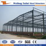低価格は中国の工場によってなされた鉄骨構造の建物を組立て式に作った
