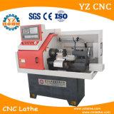 가벼운 의무 작은 CNC 도는 선반