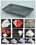 Gebildet in Plastik-PSP Polystyren-schäumendem Tellersegment China-für Fleischverpackung-Verpacken- der Lebensmitteltellersegment mit saugfähigen Auflagen