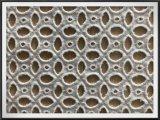 Шнурок отверстии хлопка хорошего качества хлопко-бумажная ткани Fation