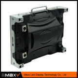 P2.5 video luminosità impermeabile dell'interno del grado 1500CD della visualizzazione di parete di 480mm * di 480 LED per installazione fissa dell'interno