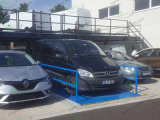 油圧地下駐車場は低価格の車の上昇を切る