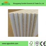 Tarjeta de partícula/conglomerado con el papel de la melamina hecho frente
