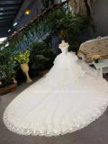 Aoliweiyaの夜会服の恋人はウエストのウェディングドレスを波立たせる