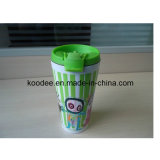 Stainless Steel Double Wall Sealing up Coffee Mug (KD-235)