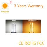Bonne homologation de RoHS de la CE de lumière de maïs de forme des prix 3W U