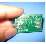 De Schakelaar van de Sensor van de Microgolf van de radar om de Lichte Module van de Schakelaar van de Sensor van het Lichaam van de Controle Infrarode hw-M10