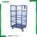 Recipiente de aço logístico do rolo de armazenamento do armazém