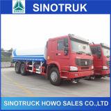 판매를 위한 Cnhtc HOWO 10 짐수레꾼 물 유조 트럭