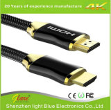Los 60 Hz y 2160p HDMI Ethernet con cable