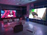 L'intérieur Die-Casting P2.5 Afficheur à LED avec le Cabinet