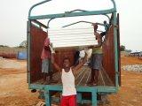 Project van het Huis van Guinea Afrika het Prefab in Concurrerende Prijs
