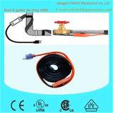 配水管のAntifreezing 42W配水管の暖房ケーブル