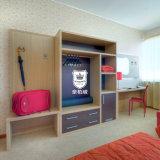 Het Meubilair van het Hotel van Polen voor Verkoop van Laminaat in Eenvoudig Ontwerp wordt gemaakt dat