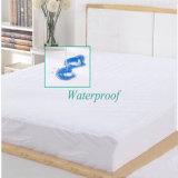 100%년 면 빨 수 있는 표준 사이즈 침대용 깔개