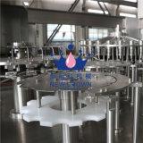 De lineaire Was van het Drinkwater van het Type, het Vullen, het Afdekken Machine voor Plastic Fles 3L-5L