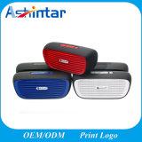 Altoparlante basso del suono FM Bluetooth del mini di Subwoofer dell'altoparlante del doppio del corno altoparlante del USB mini