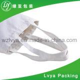 Sacos de empacotamento do presente de alta qualidade do Drawstring da tela de algodão
