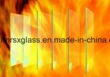 好ましい価格の火の評価されるガラス