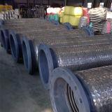 Het roestvrij staal plooide Flexibele Metaal Gevlechte Slang