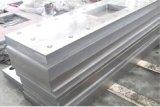造られたSs316ステンレス鋼の平らな版