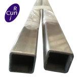 Tubi del quadrato saldati polacco dell'acciaio inossidabile dello specchio degli accessori del corrimano
