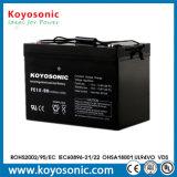 Aga Rechargeable Batterie étanche au plomb acide 12V 90Ah de Telecom