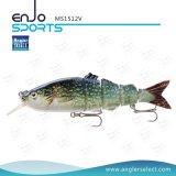 Multi Jointed Hard Fishing Lures Salt & Fresh Water Fishing Byte Fishing Tackle