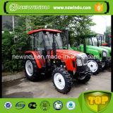 De goedkope Tractor Lt904 van het Wiel van het Landbouwbedrijf van Lutong van de Prijs 90HP 4WD
