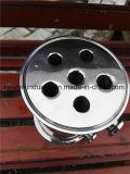 Dephlegmator van Triclamp met Roestvrij staal 304 van de Aanslutingen van het Koelmiddel