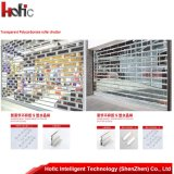 Porte en cristal à grande vitesse commerciale d'obturateur de rouleau (CR01)