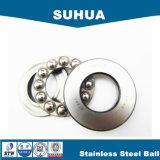 bille d'acier inoxydable de pouce de 3mm pour le roulement/chaîne
