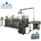 Máquina de rellenar del agua de botella para la botella plástica o de cristal
