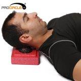 Procircle EPP Bloque Yoga Masaje de maní bola Bola de ejercicio de rodillos de masaje muscular 2 en 1