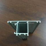 Quadrato, profilo rotondo e differente dell'espulsione della lega di alluminio per il portello e tubo 213 della finestra