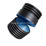 Sn4 Sn8 HDPE doppel-wandiges gewölbtes Rohr