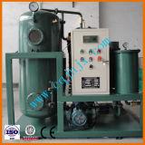 Macchina residua del purificatore di olio della turbina per filtrazione dell'olio di vuoto