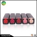 Cores Lipgloss impermeável duradouro do produto de beleza 5 do cuidado de pele da amostra livre