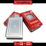 Ввоз японии играя карточек покера 100% пластичный (YM-PC08)
