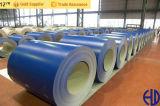 Il colore di PPGI ha ricoperto la bobina d'acciaio dei materiali del tetto della costruzione