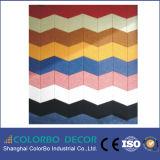 Comité van het Plafond van de Polyester van de Decoratie van de disco het Lichtgewicht Akoestische
