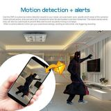 4chs 1080P無線NVRキットのWiFi IR CCTVの機密保護IPのカメラの表示