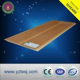 De houten Tegels van het Plafond van pvc van de Druk van het Ontwerp met Één Groef