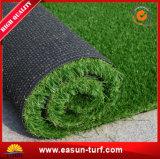 庭のための中国からの自然なプラスチック人工的な草のマット