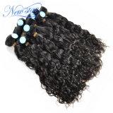 Человеческие волосы девственницы волны оптовой ранга китайские естественные в большом части